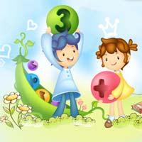 قالب رایگان بلاگفا - قالب  کودک 1