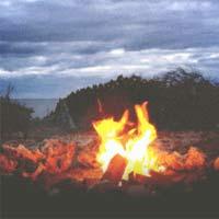 قالب گرمای آتش